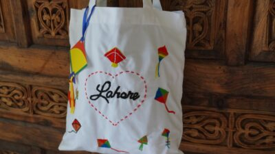 The Lahore Basant Limited Edition Tote